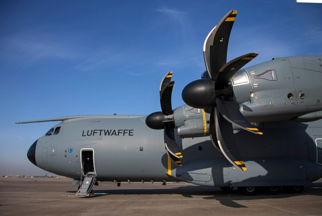 Germany to buy C...C130 Luftwaffe