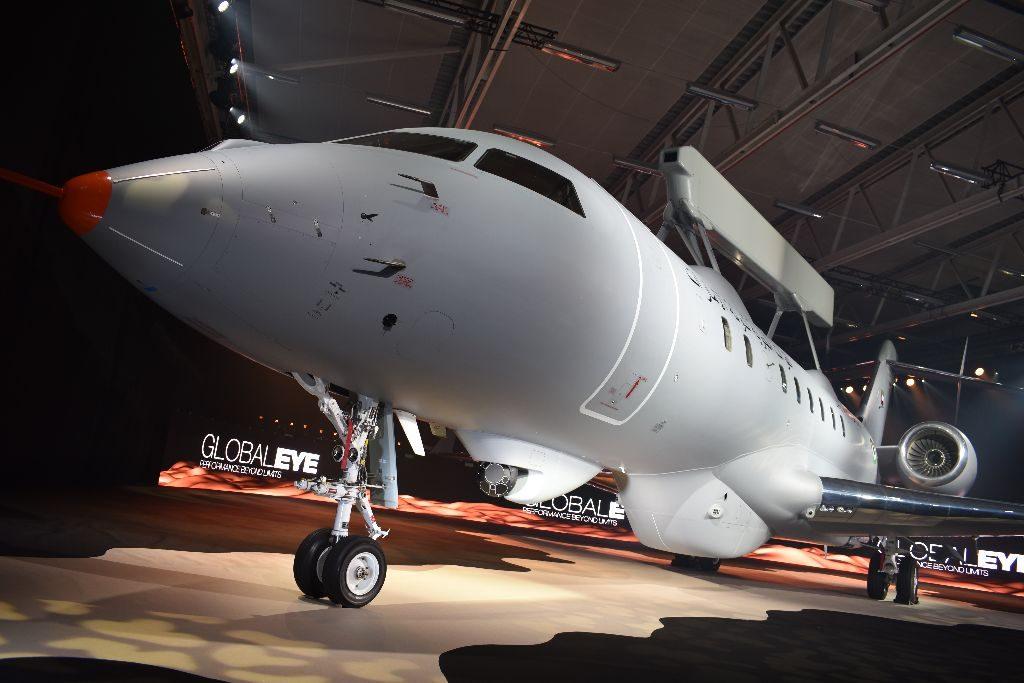 Saab unveils GlobalEye | Combat Aircraft